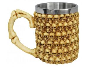 Кружка череп №8