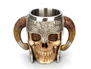 Кружка череп №4