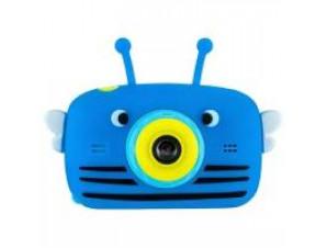Фотоаппарат пчёлка синий