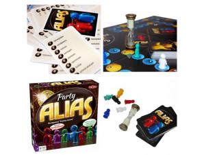 Alias Вечеринка изображение 1