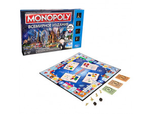 Монополия Всемирное Издание изображение 1