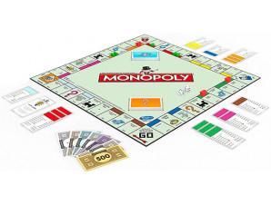 Монополия  Классическая Hasbro изображение 0