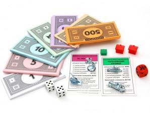 Монополия  Классическая Hasbro изображение 1