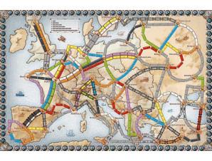 Ticket to Ride: Европа (3-е рус. изд.) изображение 1