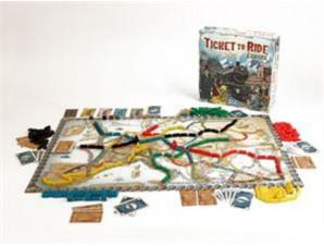 Ticket to Ride: Европа (3-е рус. изд.) изображение 2