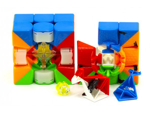 Кубик Monster Go Magnetic 3x3 изображение 1