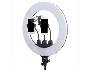 Кольцевая Лампа 46 см со штативом изображение 2