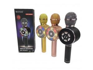 Караоке микрофон WS-669