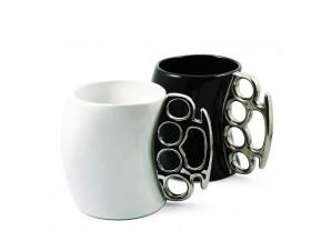Чашка кастет белая изображение 0