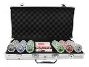 Покерный набор на 300 фишек  Royal Flash