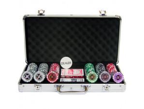 Покерный набор на 300 фишек  Ultimate
