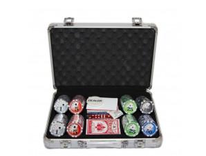 Покерный набор на 200 фишек  Royal Flash