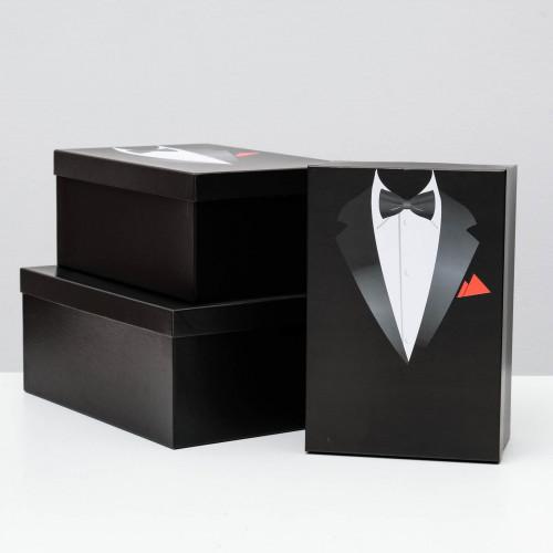 """Подарочные коробки серии """"Джентльмен"""""""