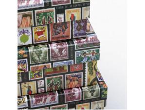 """Подарочные коробки серии """"Почтовая Марка"""" изображение 0"""