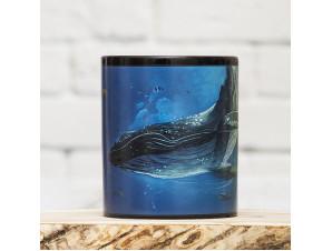Кружка хамелеон океан  изображение 1