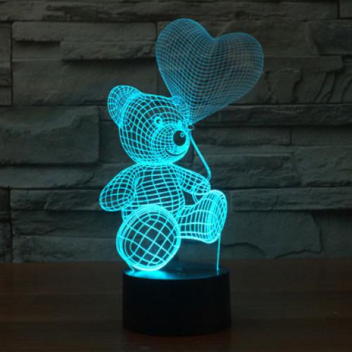Светильник Мишка