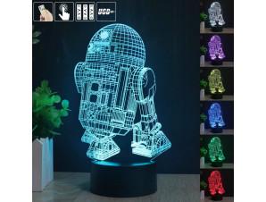 Ночник робот R2