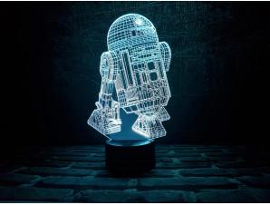 Ночник робот R2 изображение 0