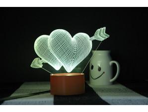 Ночник Love изображение 0