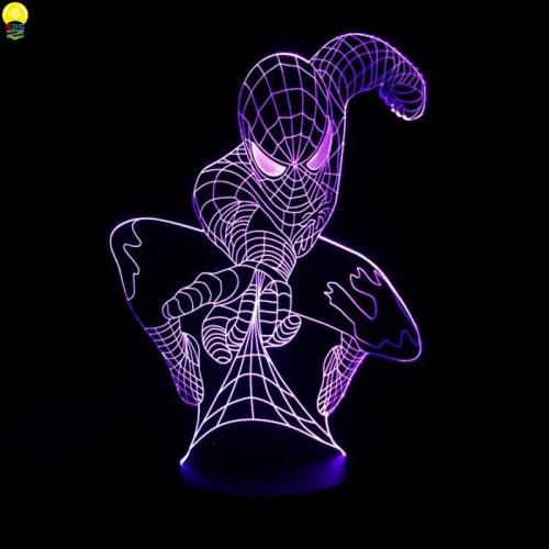 Светильник Человек Паук