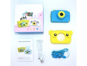 Детский фотоаппарат мишка изображение 2