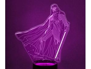 Ночник Вейдер с мечом