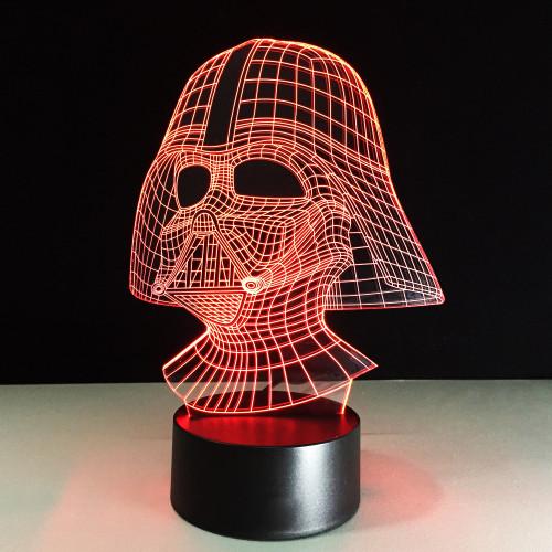 3D светильник вейдер