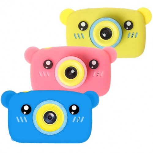 фотоаппарат мишка