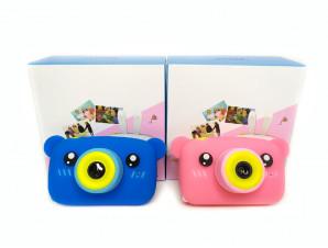 Детский фотоаппарат мишка изображение 0