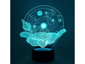 Ночник Вселенная