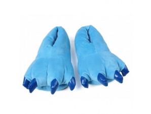 Тапочки Кигуруми синие