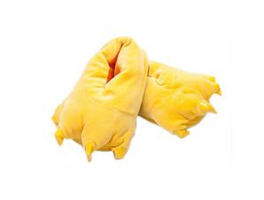 Тапочки Кигуруми жёлтые