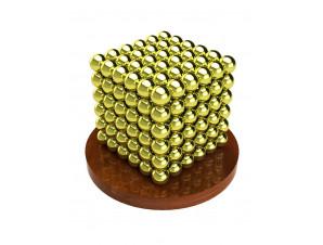 Неокуб Золотой 5mm