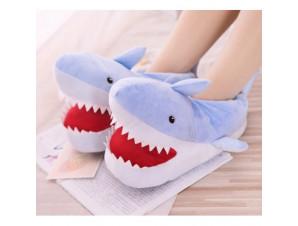 Тапочки Белая акула изображение 0