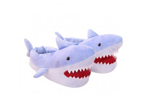 Тапочки Белая акула изображение 1