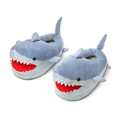 Тапочки Белая акула