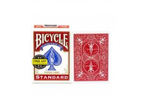 Карты пластиковые Bicycle  изображение 1