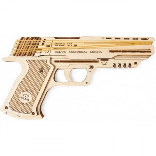 Конструктор Ugears Пистолет