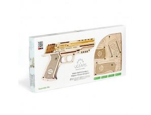 Конструктор Ugears Пистолет изображение 2