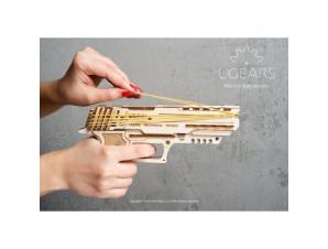 Конструктор Ugears Пистолет изображение 1