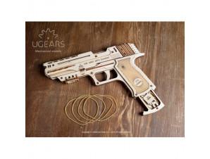 Конструктор Ugears Пистолет изображение 0