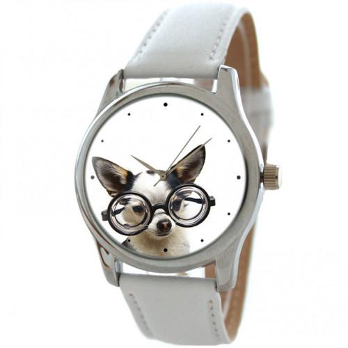 Часы Собачка Док