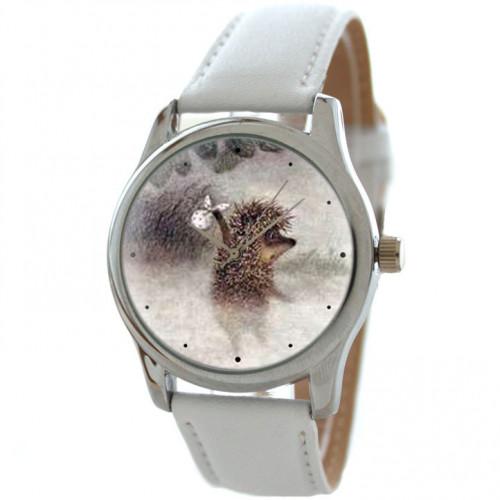 Часы Ёжик в тумане