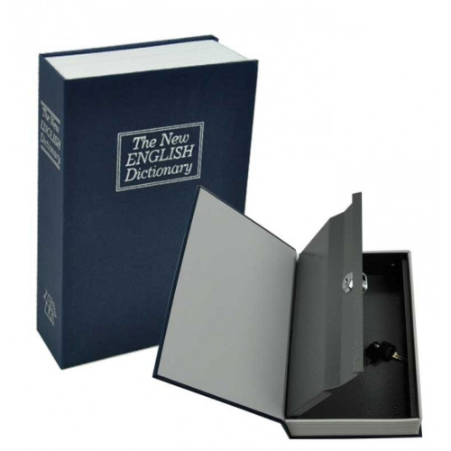 Книга-сейф средняя