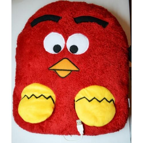 Подушка с подогревом Angry Birds