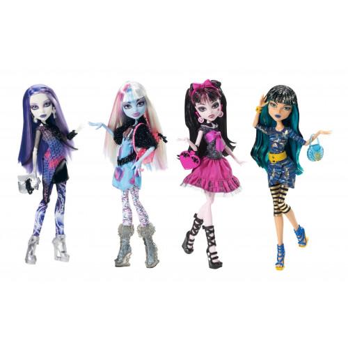 Сет 4 куклы Фотосессия