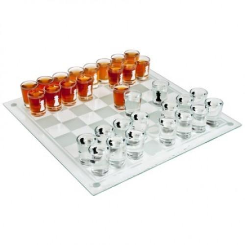 Пьяные шахматы большие