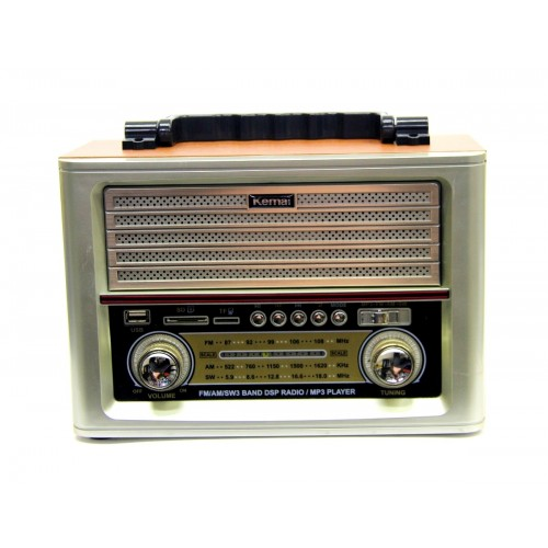 Радиоприёмник Ретро KEMAI