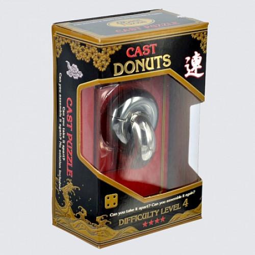 Головоломка Пончик****