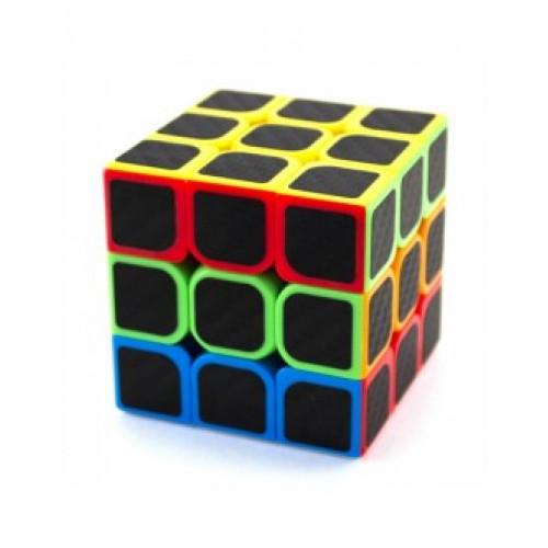Кубик 3х3х3 KungFu LongYuan Carbon